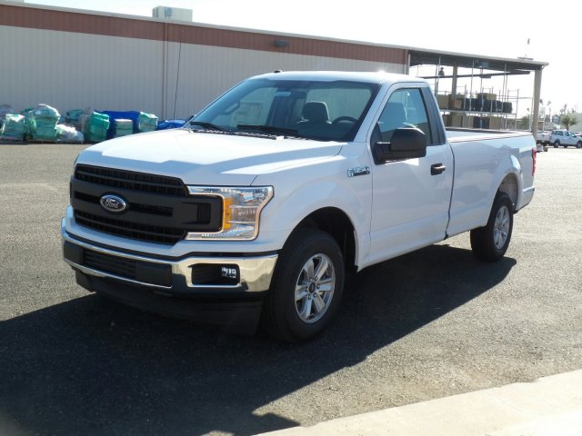 2018 F-150 Regular Cab 4x2,  Pickup #186605 - photo 7