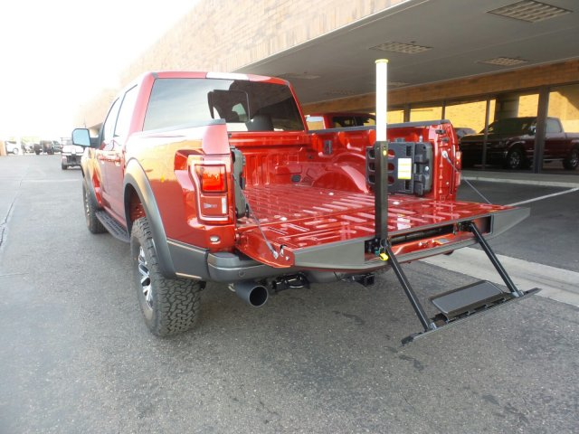 2018 F-150 SuperCrew Cab 4x4,  Pickup #186706 - photo 10