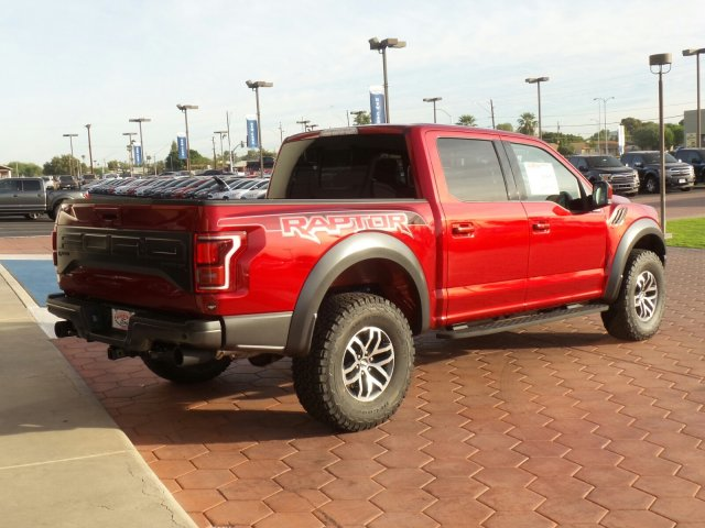 2018 F-150 SuperCrew Cab 4x4,  Pickup #186706 - photo 2