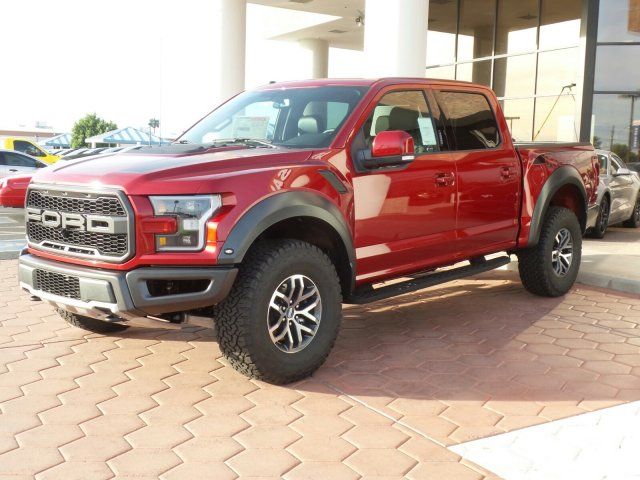 2018 F-150 SuperCrew Cab 4x4,  Pickup #186706 - photo 7