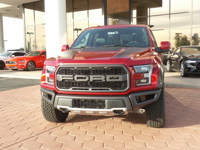 2018 F-150 SuperCrew Cab 4x4,  Pickup #186706 - photo 8