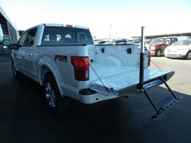 2018 F-150 SuperCrew Cab 4x4,  Pickup #186707 - photo 11
