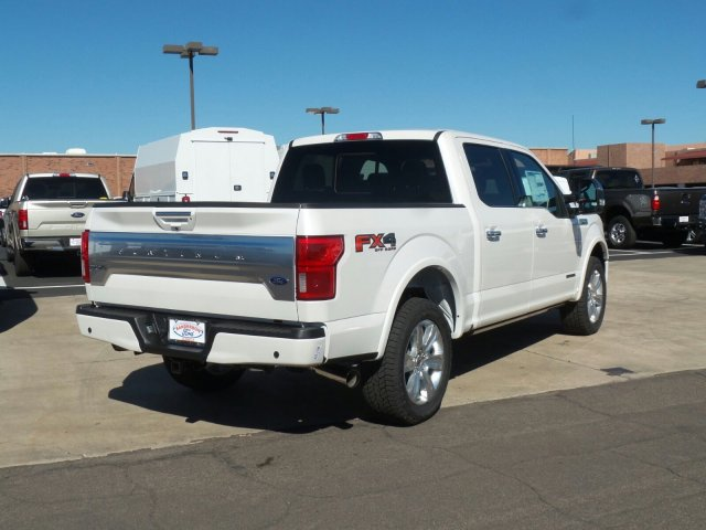 2018 F-150 SuperCrew Cab 4x4,  Pickup #186707 - photo 2