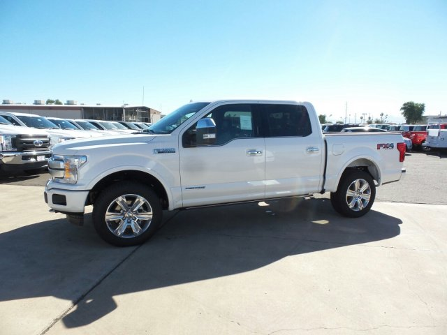 2018 F-150 SuperCrew Cab 4x4,  Pickup #186707 - photo 6