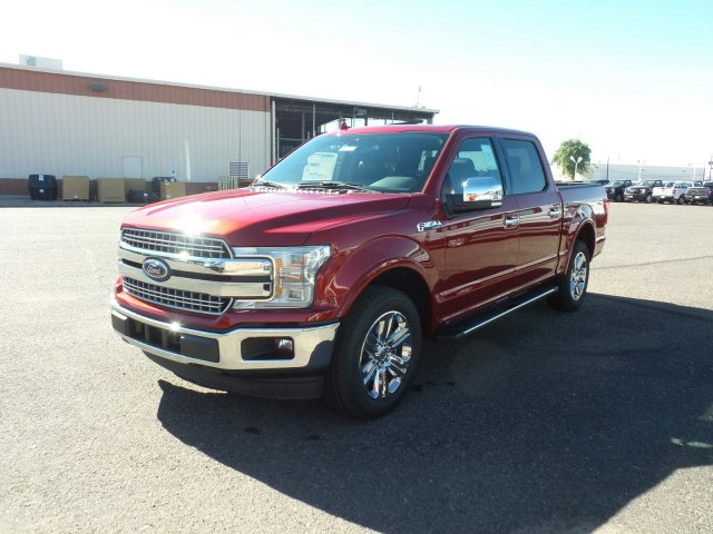 2018 F-150 SuperCrew Cab 4x2,  Pickup #186722 - photo 7