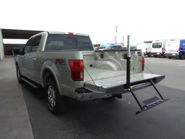 2018 F-150 SuperCrew Cab 4x4,  Pickup #186837 - photo 11