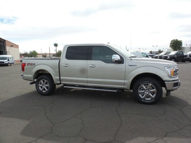 2018 F-150 SuperCrew Cab 4x4,  Pickup #186837 - photo 3
