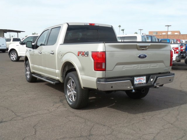 2018 F-150 SuperCrew Cab 4x4,  Pickup #186837 - photo 5