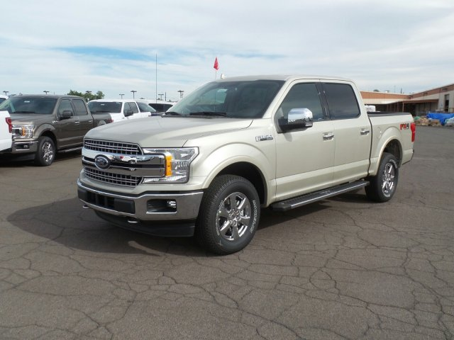 2018 F-150 SuperCrew Cab 4x4,  Pickup #186837 - photo 7