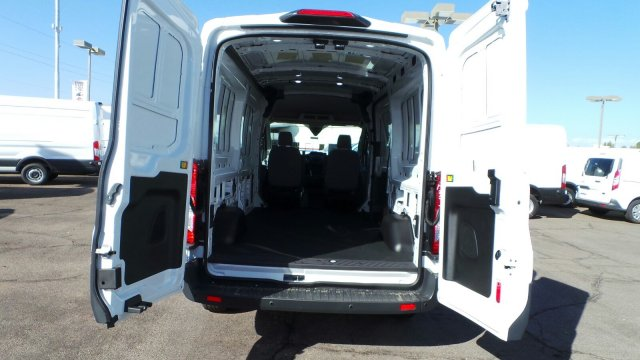 2018 Transit 250 Med Roof 4x2,  Empty Cargo Van #186884 - photo 1