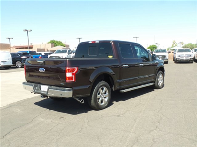 2018 F-150 SuperCrew Cab 4x2,  Pickup #188047 - photo 5