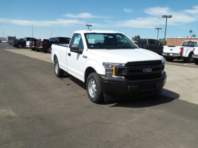 2018 F-150 Regular Cab, Pickup #188131 - photo 3