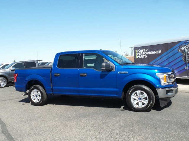2018 F-150 SuperCrew Cab, Pickup #188143 - photo 5