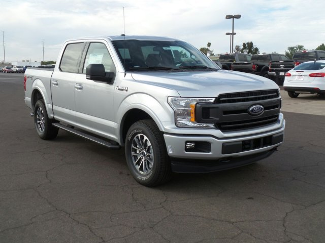 2018 F-150 SuperCrew Cab 4x4,  Pickup #188227 - photo 3