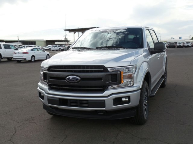 2018 F-150 SuperCrew Cab 4x4,  Pickup #188227 - photo 8
