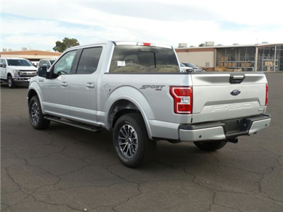 2018 F-150 SuperCrew Cab 4x4,  Pickup #188227 - photo 2