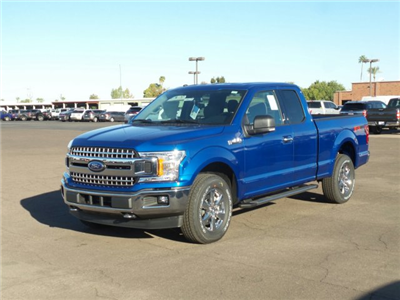 2018 F-150 Super Cab 4x4,  Pickup #188228 - photo 1