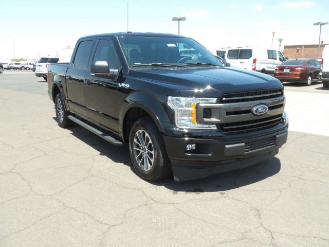 2018 F-150 SuperCrew Cab 4x2,  Pickup #188234 - photo 3