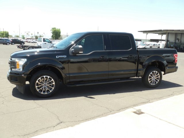 2018 F-150 SuperCrew Cab 4x2,  Pickup #188234 - photo 7