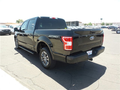 2018 F-150 SuperCrew Cab 4x2,  Pickup #188234 - photo 2