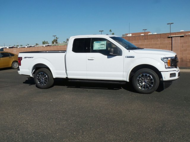 2018 F-150 Super Cab, Pickup #188235 - photo 4