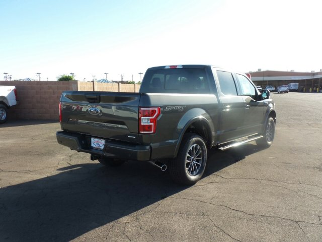 2018 F-150 Crew Cab 4x4, Pickup #188241 - photo 6