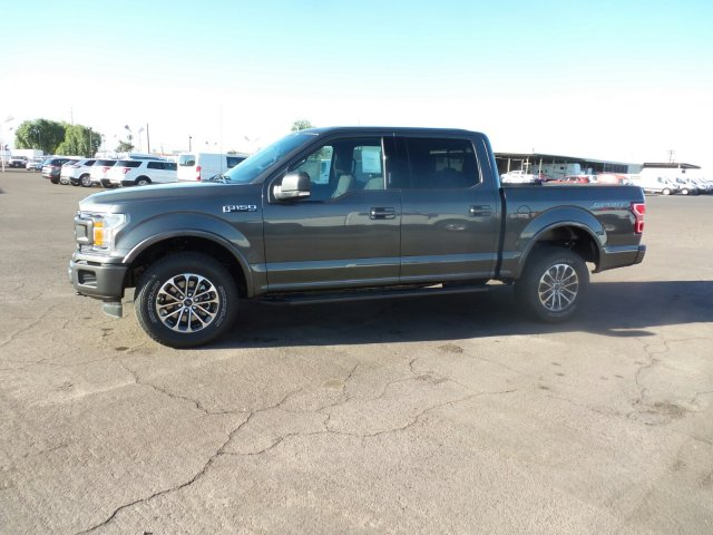 2018 F-150 Crew Cab 4x4, Pickup #188241 - photo 8