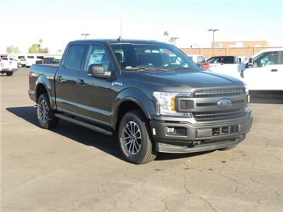 2018 F-150 Crew Cab 4x4, Pickup #188241 - photo 3