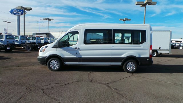 2018 Transit 350 Med Roof 4x2,  Passenger Wagon #188248 - photo 2