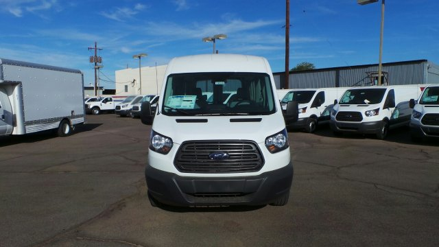 2018 Transit 350 Med Roof 4x2,  Passenger Wagon #188248 - photo 4