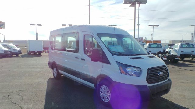 2018 Transit 350 Med Roof 4x2,  Passenger Wagon #188248 - photo 5