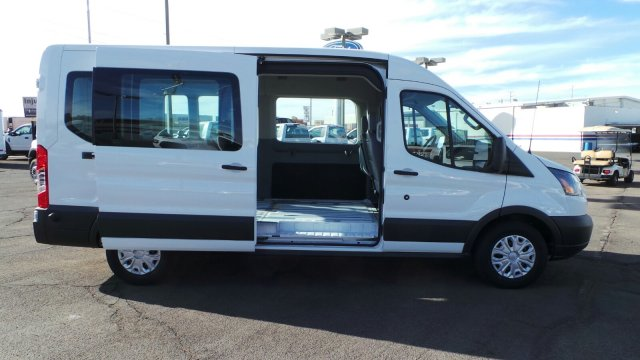 2018 Transit 350 Med Roof 4x2,  Passenger Wagon #188248 - photo 6