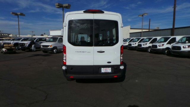 2018 Transit 350 Med Roof 4x2,  Passenger Wagon #188248 - photo 8