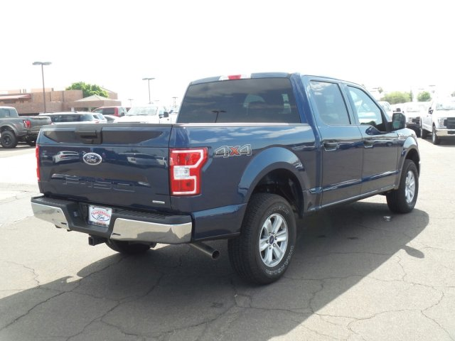 2018 F-150 SuperCrew Cab 4x4,  Pickup #188253 - photo 5