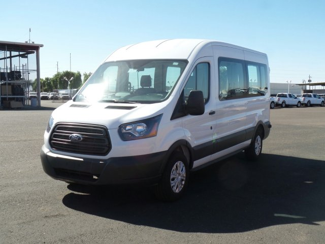 2018 Transit 350, Cargo Van #188265 - photo 1