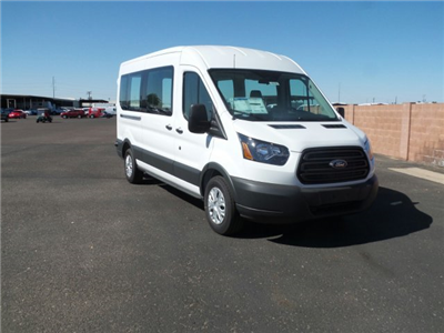 2018 Transit 350, Cargo Van #188265 - photo 4