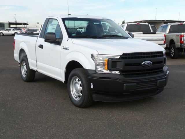 2018 F-150 Regular Cab 4x2,  Pickup #188324 - photo 3