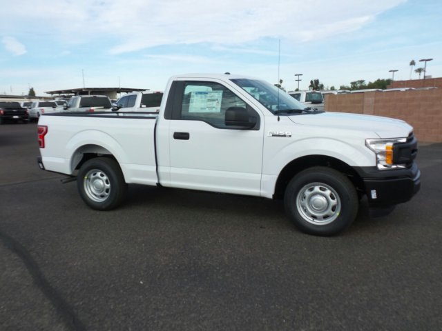 2018 F-150 Regular Cab,  Pickup #188324 - photo 4