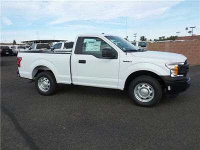 2018 F-150 Regular Cab 4x2,  Pickup #188324 - photo 4