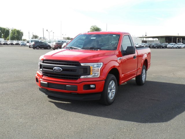 2018 F-150 Regular Cab 4x2,  Pickup #188338 - photo 1
