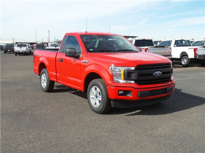 2018 F-150 Regular Cab 4x2,  Pickup #188338 - photo 3