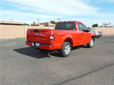 2018 F-150 Regular Cab 4x2,  Pickup #188338 - photo 5