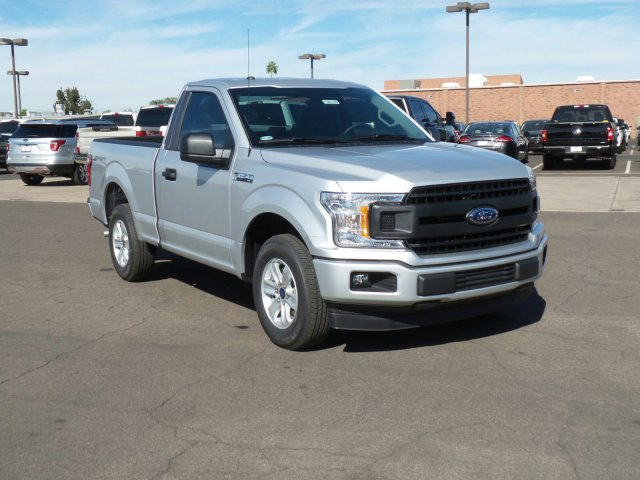 2018 F-150 Regular Cab 4x2,  Pickup #188339 - photo 3