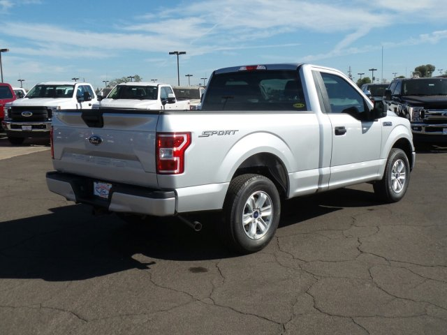 2018 F-150 Regular Cab 4x2,  Pickup #188339 - photo 5