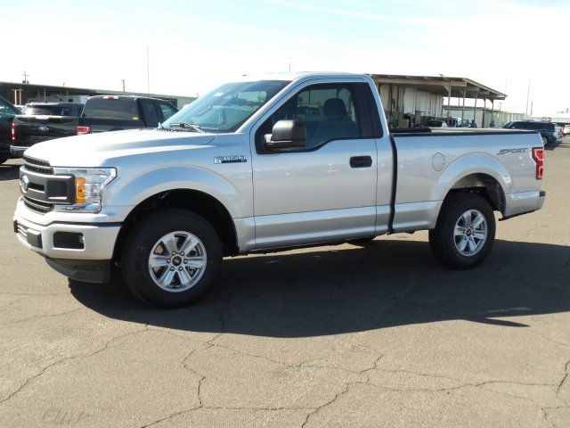 2018 F-150 Regular Cab, Pickup #188339 - photo 7