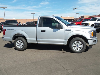 2018 F-150 Regular Cab, Pickup #188339 - photo 4