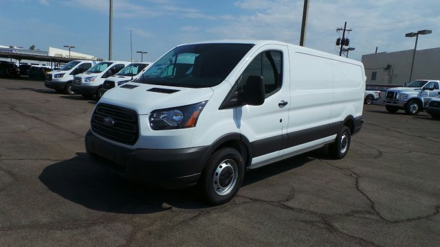 2018 Transit 250 Low Roof 4x2,  Empty Cargo Van #188346 - photo 1