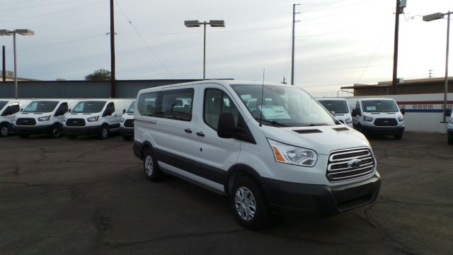 2018 Transit 150 Low Roof, Passenger Wagon #188364 - photo 5