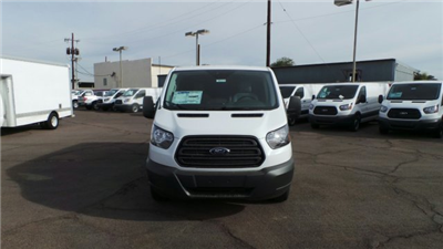 2018 Transit 150 Low Roof 4x2,  Empty Cargo Van #188370 - photo 4