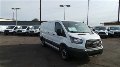 2018 Transit 150 Low Roof 4x2,  Empty Cargo Van #188370 - photo 5